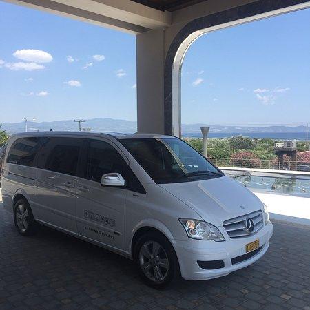 Taxi Van Thessaloniki
