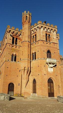 Gaiole in Chianti, Italy: Castello
