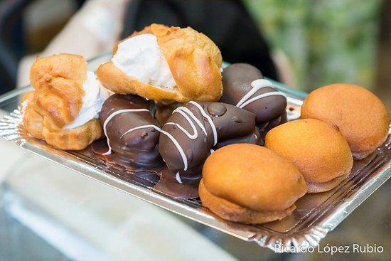 Cehegin, Spanyol: Foto dulces Motolite