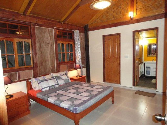 T'Boli, Filipinas: Suite Room at Sars Paradise Resort, Tboli Poblacion