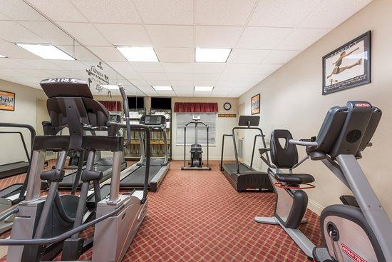 Hawthorn Suites by Wyndham Orlando Lake Buena Vista : Fitness Room