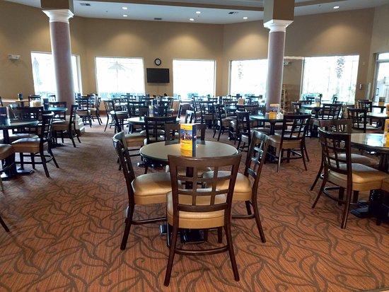 Hawthorn Suites by Wyndham Orlando Lake Buena Vista : Breakfast Area
