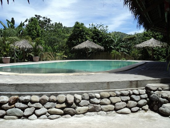 T'Boli, Filipinas: Swimming Pool at Sars Paradise Resort, Tboli, South Cotabato
