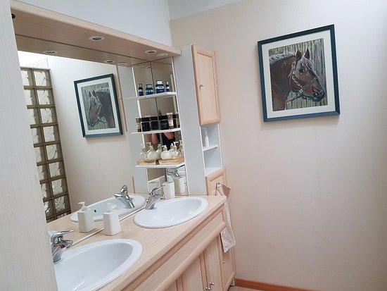 la salle de bains de Loft Zen Bordeaux TripAdvisor