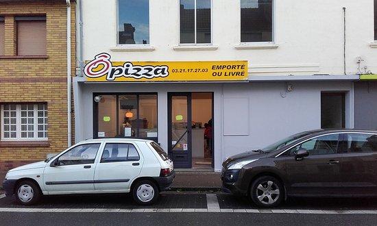 o pizza bl riot plage restaurant avis num ro de t l phone photos tripadvisor. Black Bedroom Furniture Sets. Home Design Ideas