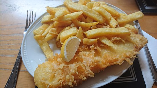 The Kingfisher: Fish and chips