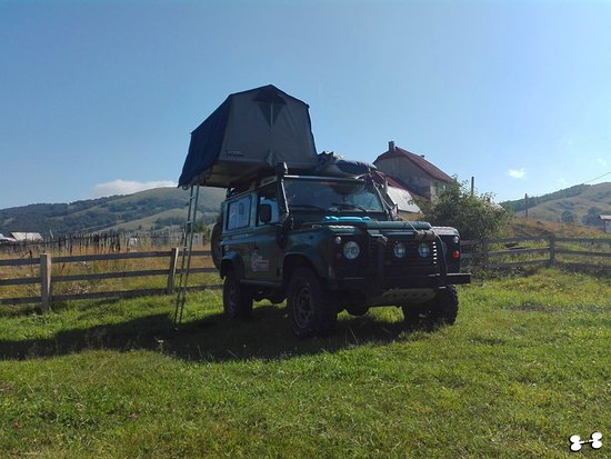 Eco Village Milogora: my camp