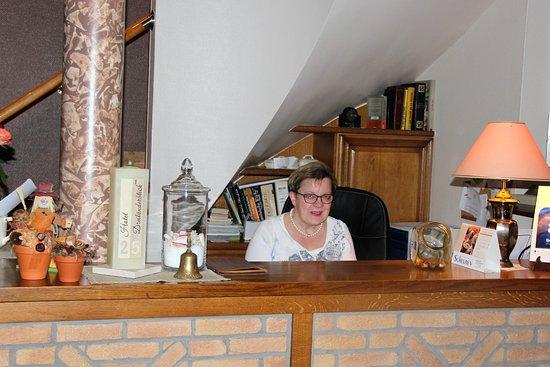 Ouren, Bélgica: Mevrouw Waxweiler