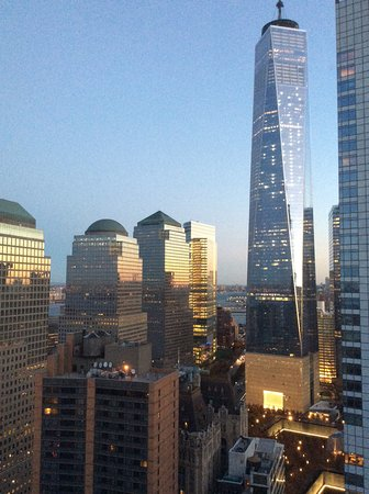 One World Trade Center Picture Of Holiday Inn Manhattan Financial District New York City Tripadvisor