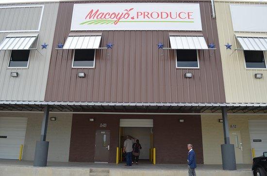 Macoyo Produce
