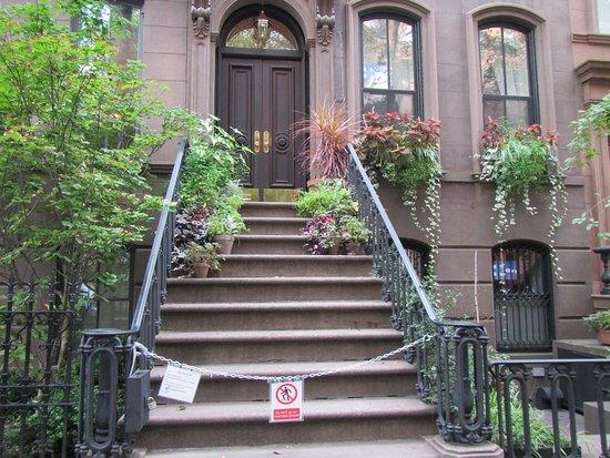 Casa di carrie foto di greenwich village new york city for Veltroni casa new york