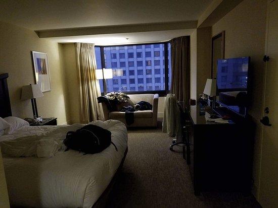 Parc 55 San Francisco, a Hilton Hotel: 15th floor