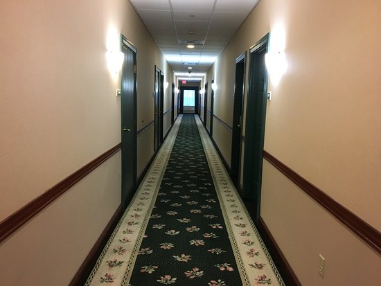 Country Inn and Suites Harrisburg West: Country Inn & Suites - hallway