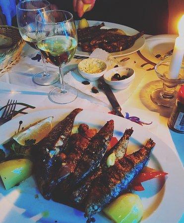 Churrascaria O Frango: Amazing grill sardines