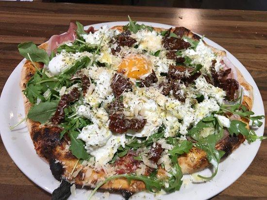Vertou, Франция: Kimo Pizza