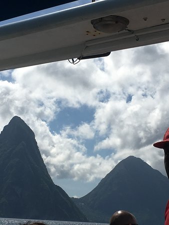 Son of Man Sea Tours: Piton Mountains