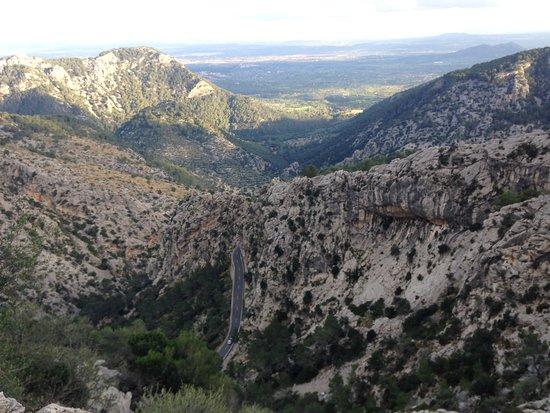 Sa Pobla, España: Ausblick vom höchsten Punkt