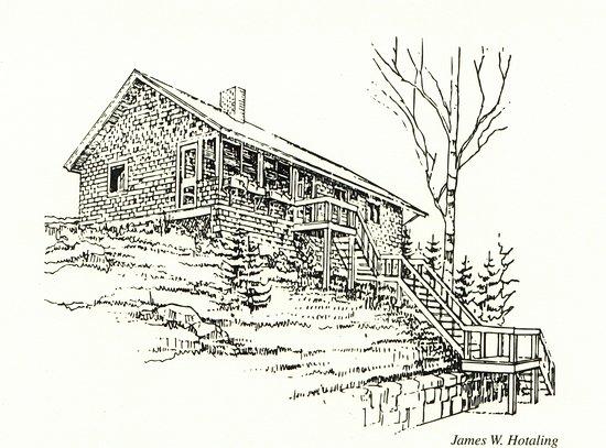 Bartok Cabin