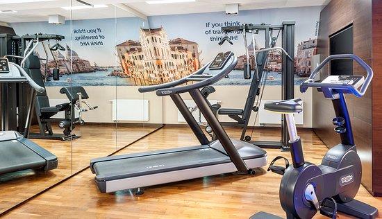 NH Berlin Kurfürstendamm : Gym