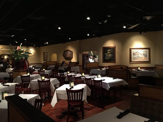 Victor, NY: Bonefish Grill - main dining room