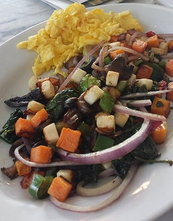Cudahy, WI: Vegetable hash