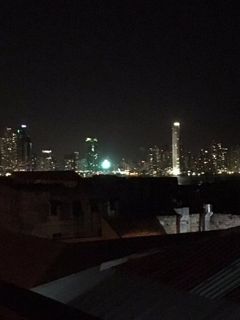 Tantalo Hotel / Kitchen / Roofbar: View from Rooftop Bar