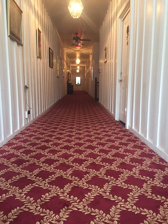 The Excelsior House: The hallway- Very nice