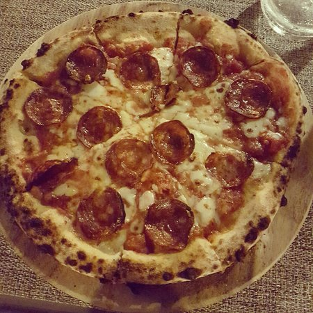 Best pizza I have ever tasted!