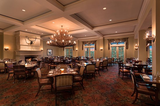 Hyatt Regency Hill Country Resort And Spa Have Dinner At Our Fine Dining Restaurant
