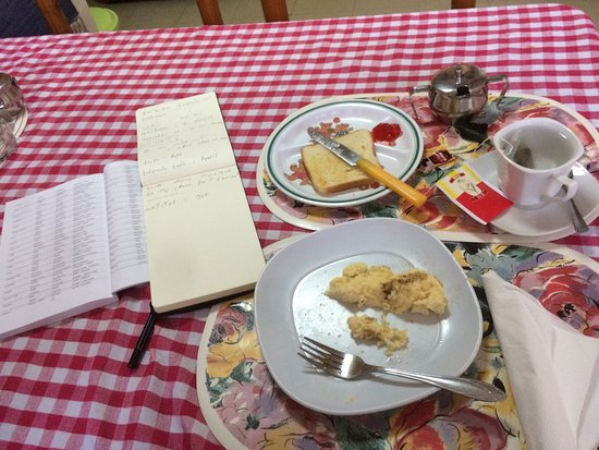 Family Cozy Bed And Breakfast: Had fresh breakfast every morning while studying Amharic.