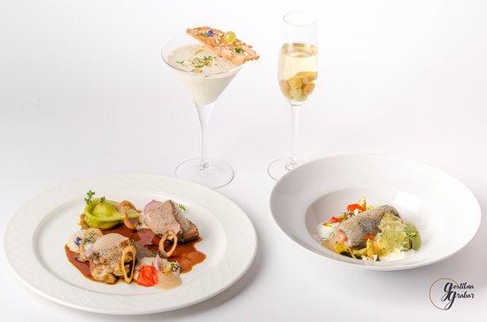 Ptuj, Eslovênia: Delicious treats of Gostilna Grabar.