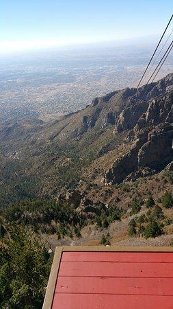 Sandia Peak Tramway Photo