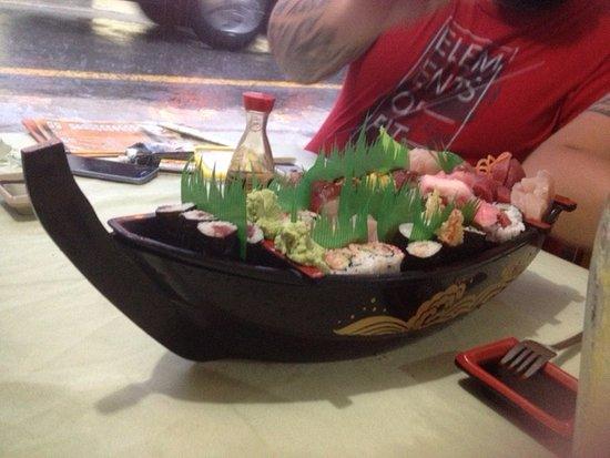 Parque Sushi : Суши