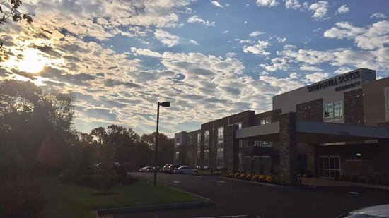 SpringHill Suites Somerset Franklin Township