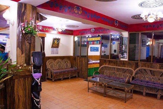 Hotel Simvo : Reception