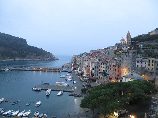 Cea Ostello Portovenere : Essa é a vista que se tem do apartamento... impagável!