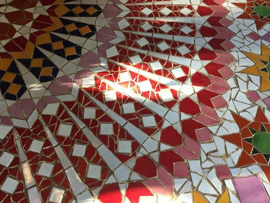 La Zebra Colibri Boutique Hotel: Front desk floor