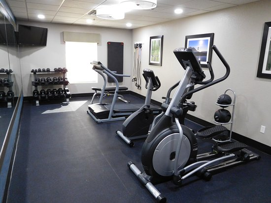 Waldo, FL: Fitness center