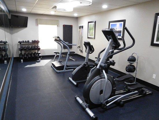 Waldo, فلوريدا: Fitness center