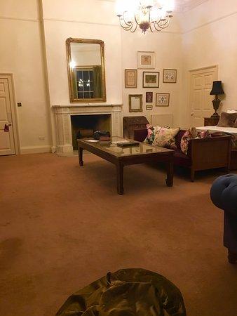 Horringer, UK: Our room in the Lodge