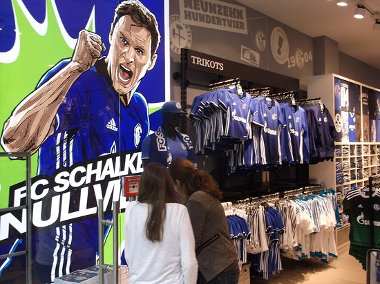 FC Schalke 04 Trikot Fan Shop