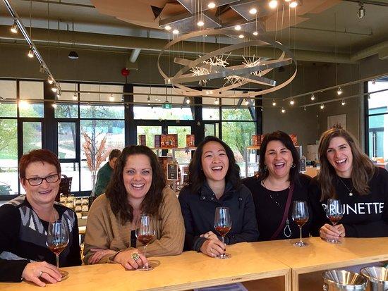 Kamloops, Canada: Tasting at Monte Creek Ranch & Winery