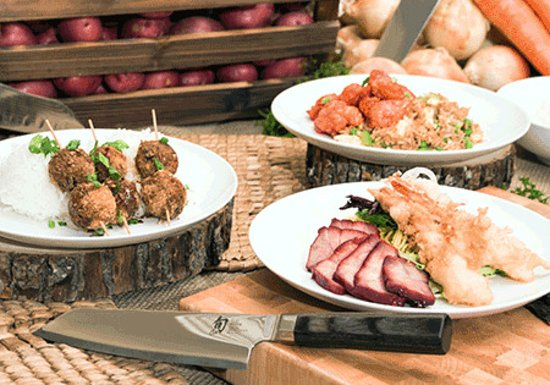 Bow, วอชิงตัน: Far East Feast Tuesday