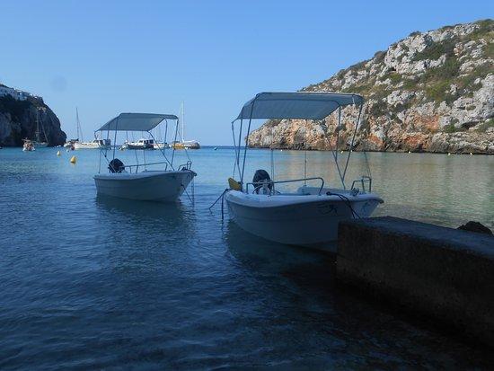 MenorcAventura Calan Porter