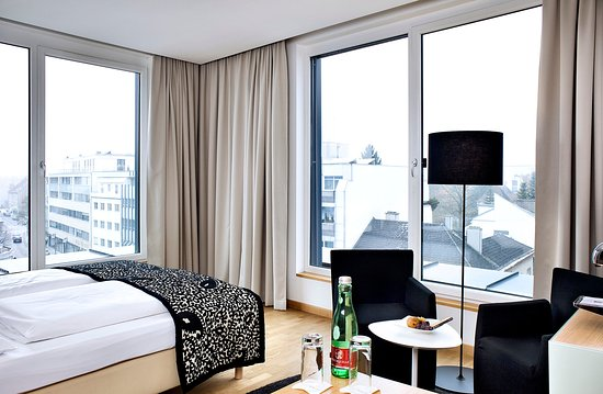 Superior Zimmer Mit Blick Uber Wels Picture Of Hotel Ploberger