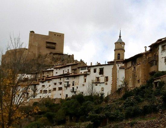 Castillo de Alcala de la Selva: Medieval