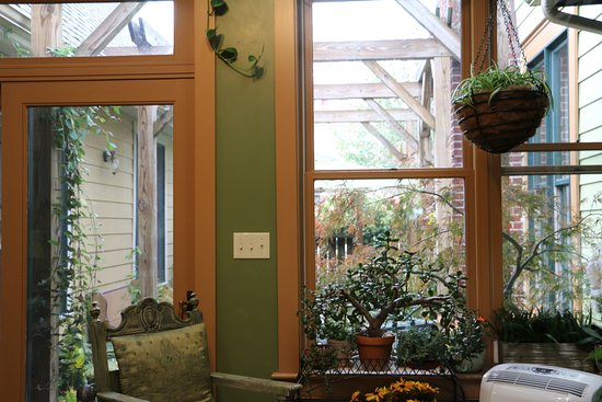 Addison, PA: Sun room