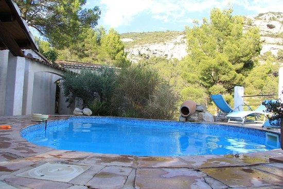 Pool Klein Picture Of Villa Chante Coucou Fontaine De Vaucluse