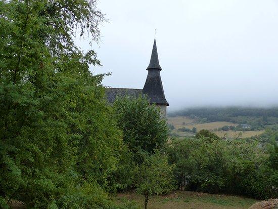 Turenne, فرنسا: La campagne environnante
