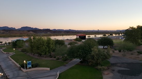 BlueWater Casino: View from all rooms